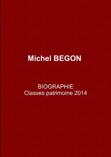 Biographie Michel Bégon